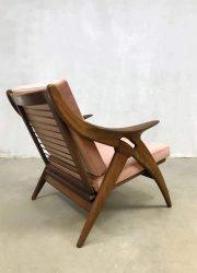 midcentury modern lounge chair Dutch design de Ster Gelderland