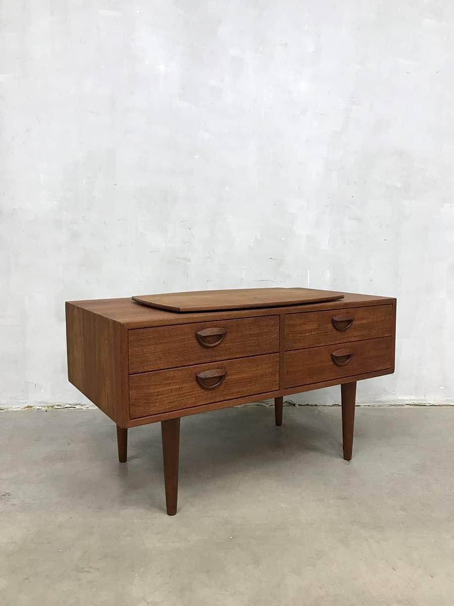 Vintage Design Tv Kast Meubel Dressoir Cabinet Kai