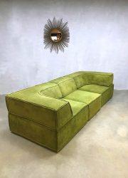 vintage Cor sofa seating sofa Team form AG modulair bank