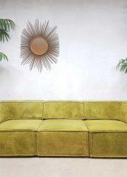 vintage bank sofa German design Cor Team form AG