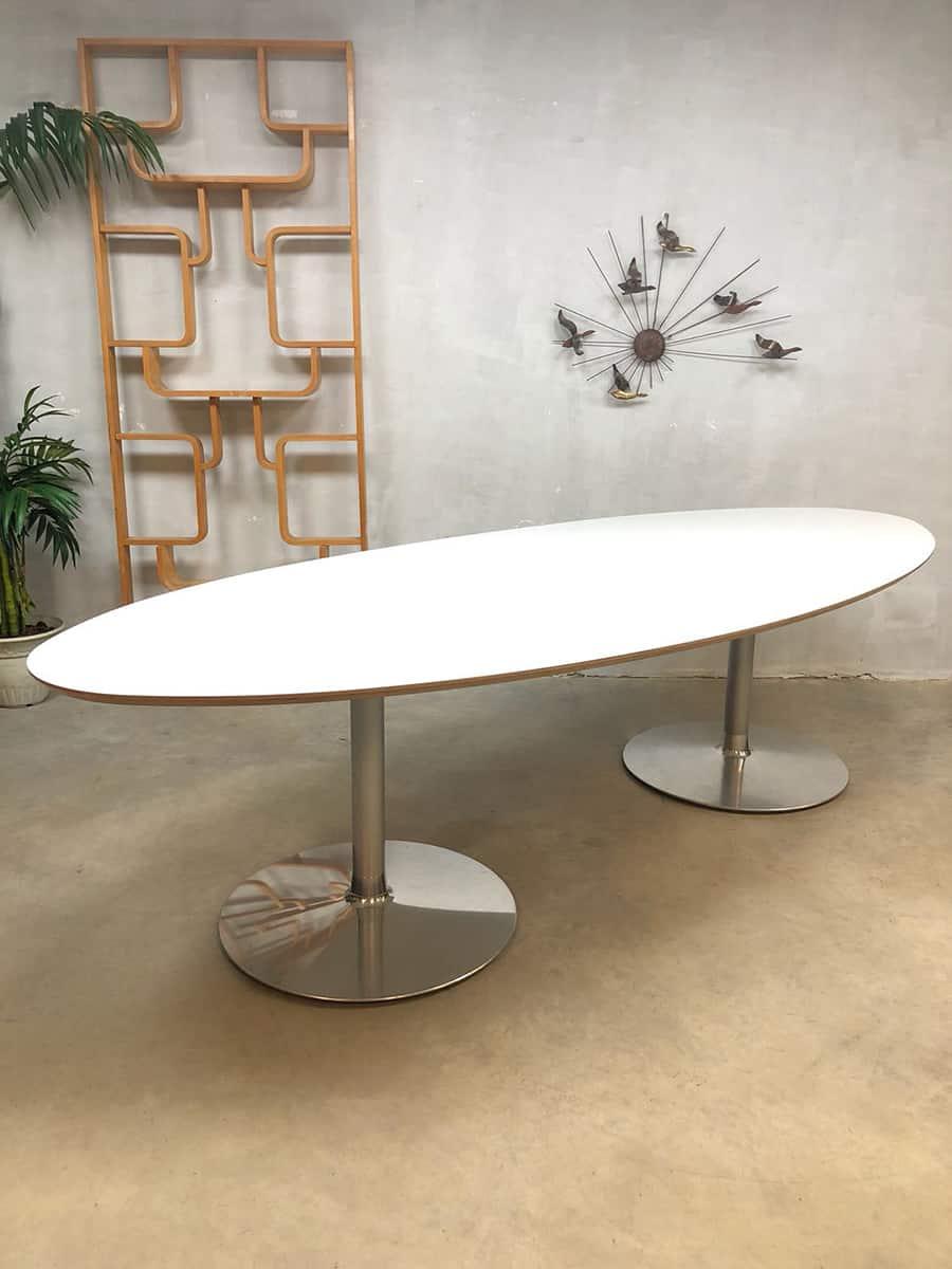 Artifort Design Salontafel.Vintage Design Artifort Tafel Table Pierre Paulin Eetkamertafel