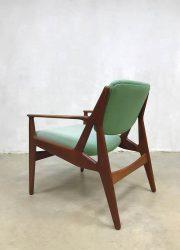midcentury design Vamo Arne Vodder armchair lounge fauteuil Danish