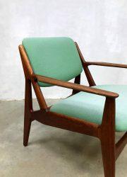 midcentury modern Arne Vodder armchair Vamo mobler Scandinavian design lounge chair vintage