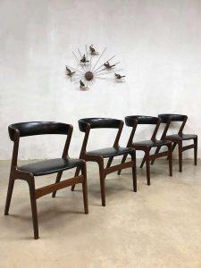 Nieuwe Design Stoelen.Deense Eetkamer Stoel Vintage Scandinavisch Design Eetkamer