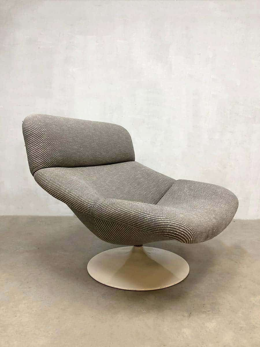 Vintage Stoel Artifort.Vintage Lounge Chair Geoffrey Harcourt Artifort Lounge