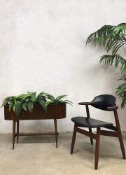 vintage Danish design plant stand plantentafel plantenbak Deens