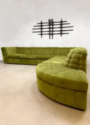 vintage modulaire lounge bank retro lounge sofa Lausser design