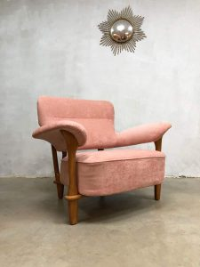 Midcentury design Gentleman's Chair armchair lounge chair Theo Ruth Artifort
