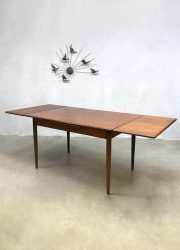 vintage Danish dining table Scandinavian tafel