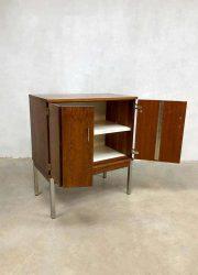 midcentury modern design cabinet rosewood fifties sixties seventies kast
