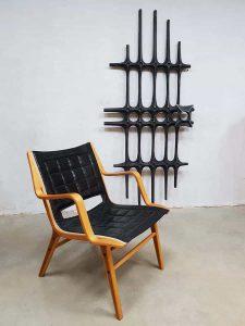 Midcentury design AX Chair by Peter Hvidt & Orla Mølgaard-Nielsen Fritz Hansen