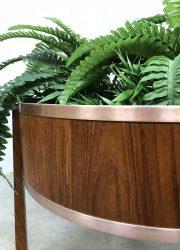 midcentury modern plant stand plantenbak plantenstandaard Danish design