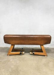 industrial style gymbok bench 1950 gym