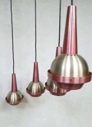 Spage age pendant lamp minimalism eclectic design midcentury modern