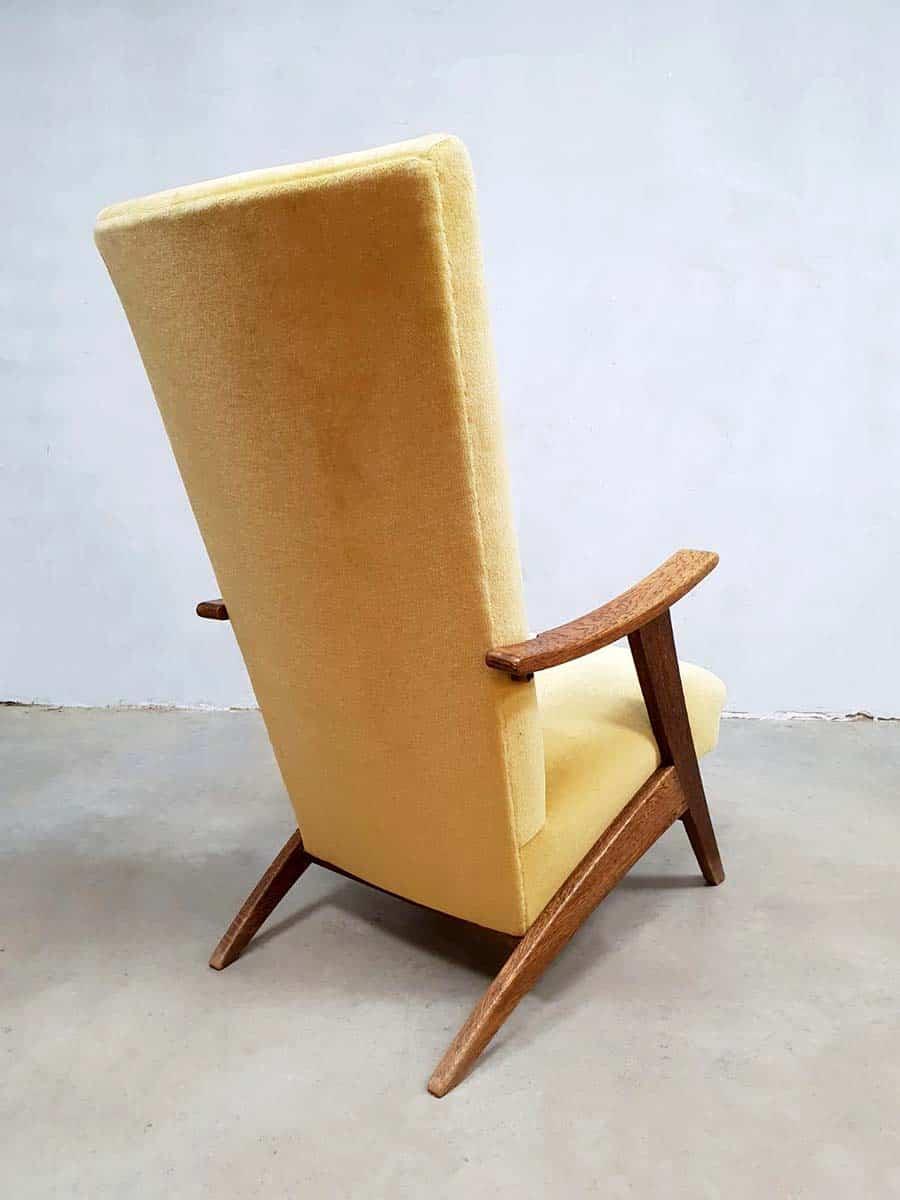 Modern Design Fauteuil.Midcentury Modern Danish Design Armchair Lounge Fauteuils