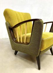 vintage design armchair Art Deco lounge fauteuil