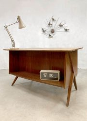 vintage design buro bureau writing desk fifties sixties