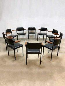 Vintage industriële eetkamerstoelen stoel Industrial dining chairs 'Minimalism'