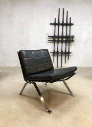Vintage Madmen lounge chairs fauteuils Hans Eichenberger Girsberger 1600 jaren 60 sixties vintage design midcenturey modern interior loft