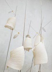 Ingo Maurer Mahbruky design vintage tafellamp tablelamp