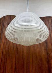 midcentury design pendant hanglamp Murano Dutch design vintage pendant lamp Peill & Putzler