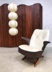 Vintage design cocoon pendant hanglamp Castiglioni style