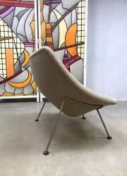 vintage Dutch design Artifort Oyster chair stoel fauteuil