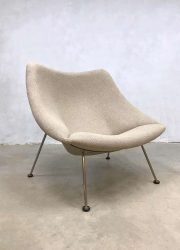 Artifort Oyster F157 chair Pierre Paulin lounge fauteuil chair Dutch design