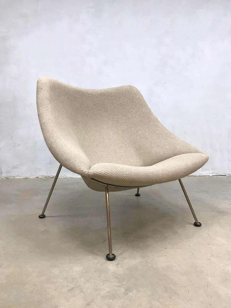 vintage design artifort 39 oyster 39 chair pierre paulin lounge fauteuil. Black Bedroom Furniture Sets. Home Design Ideas