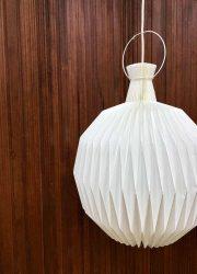 vintage modernist pendantlamp The Latern model 101 Le Klint hanglamp vintage midcentury modern