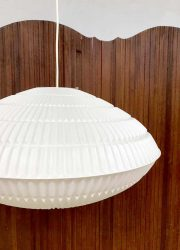 Vintage space age pendant design hanglamp ufo