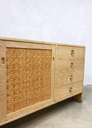 midcentury design Hans Wegner cabinet chest of drawers sideboard ladekast
