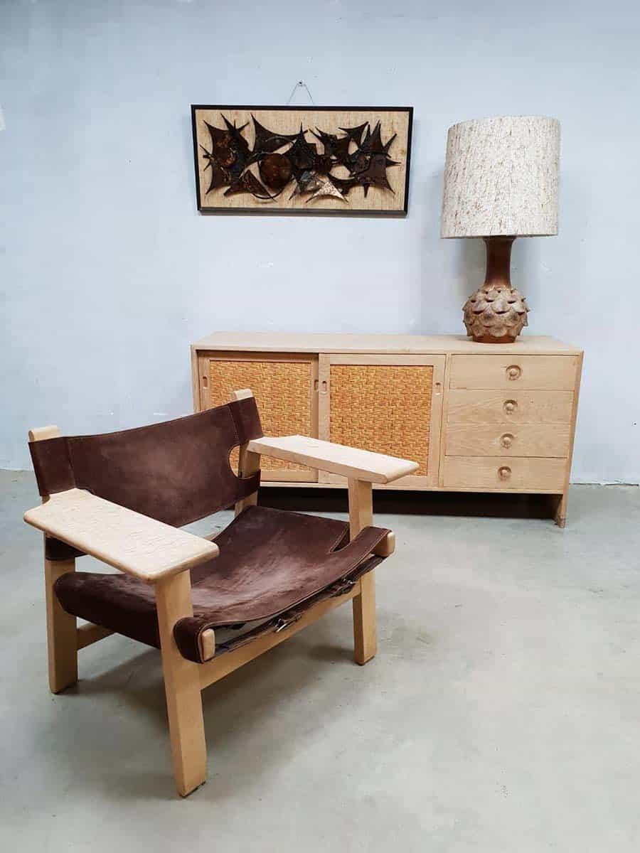 Vintage Danish Design Sideboard Cabinet Dressoir Hans Wegner