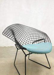 vintage american design Knoll international Diamond chair 421 Bertoia