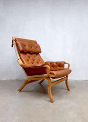 Scandinavian design vintage Bruno Mathsson chairs lounge