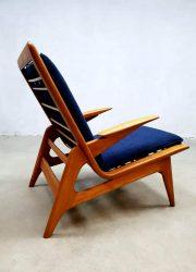 vintage Dutch design chair lounge easy chair Gelderland de Ster