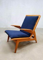 vintage Dutch design easy chairs de Ster Gelderland