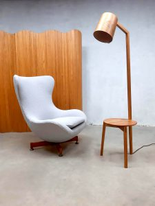 New Dutch design side table lamp vloerlamp Erik Hoedemakers