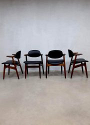 Dutch design koehoorn cowhorn stoelen chairs Tijsseling