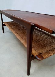 midcentury modern coffee table Webe Louis van Teeffelen