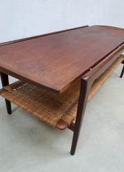 vintage dutch design louis van Teeffelen coffee table
