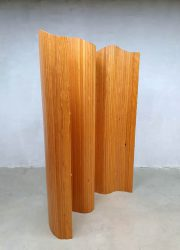 midcentury modern design paravent folding screen room divider