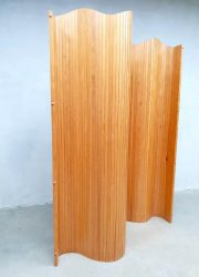 vintage design room divider paravent scheidingswand wall unit