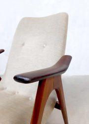 midcentury modern armchair Webe Louis van Teeffelen