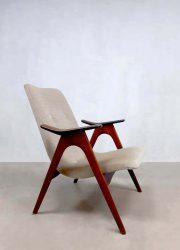 Louis van Teeffelen armchair lounge fauteuil Webe