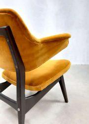 vintage lounge stoel fauteuil Dutch design jaren 60 retro