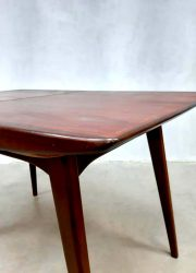 vintage design tafel table Webe Louis van Tefeffelen