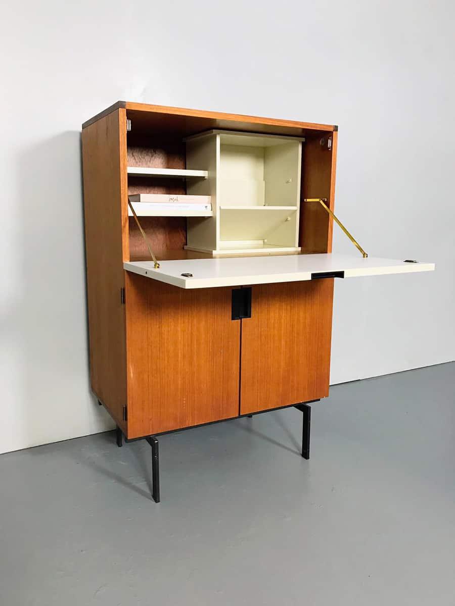 Midcentury Modern Cabinet Desk Cees Braakman Cu07 Pastoe