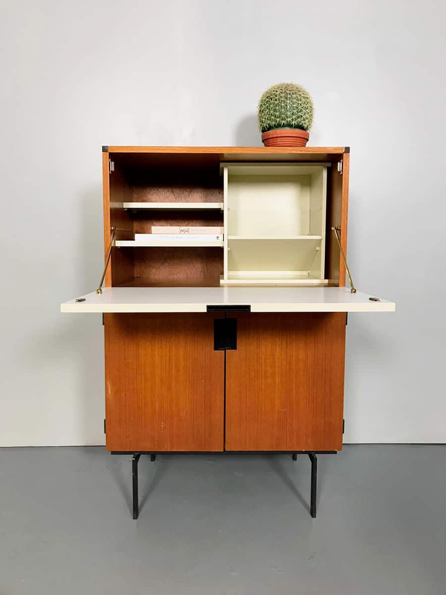 Vintage Dutch Design Cabinet Kast Pastoe Cees Braakman Cu07