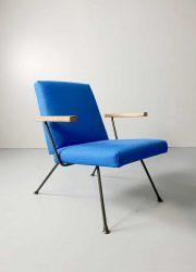 vintage dutch design arm chair lounge fauteuil